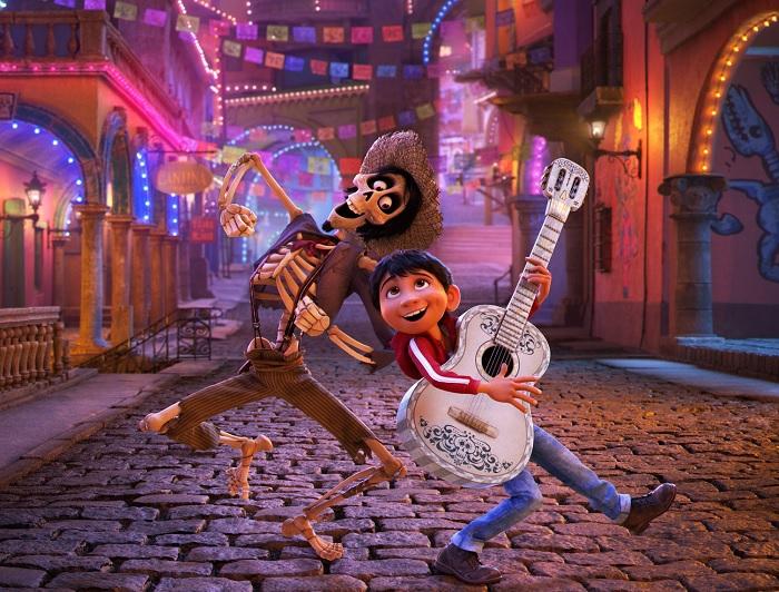 Coco (Viva: A Vida é uma Festa) - 2017