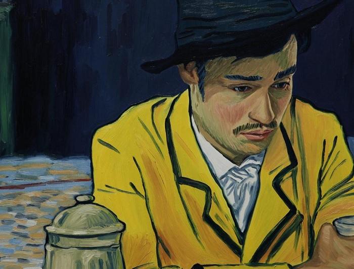 Loving Vincent (Com Amor, Van Gogh) - 2017