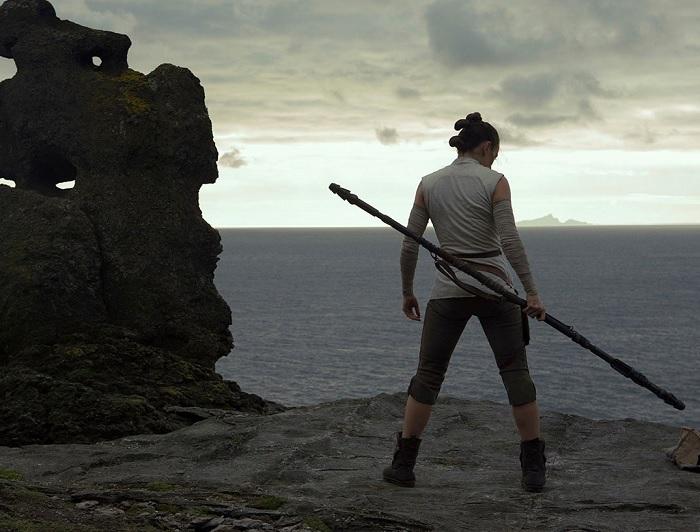 Star Wars: Episode VIII - The Last Jedi (Star Wars: Os Últimos Jedi) - 2017
