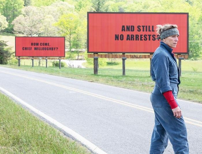 Three Billboards Outside Ebbing, Missouri (Três Anúncios Para um Crime) - 2017