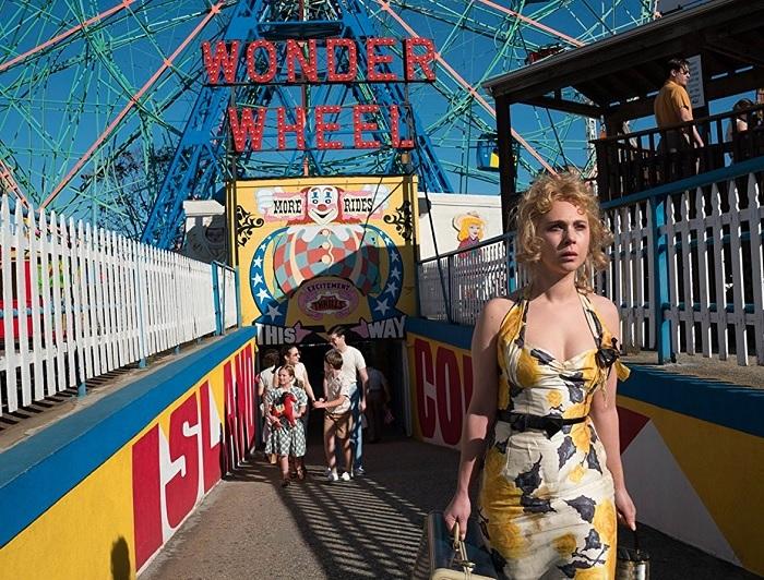 Wonder Wheel (Roda Gigante) - 2017