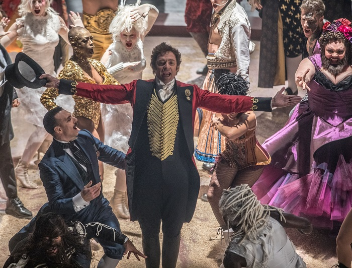 The Greatest Showman (O Rei do Show) - 2017