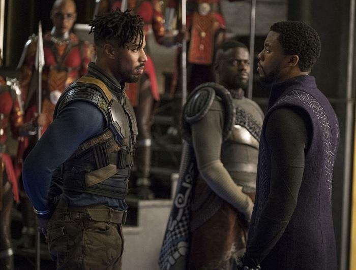Black Panther (Pantera Negra) - 2018