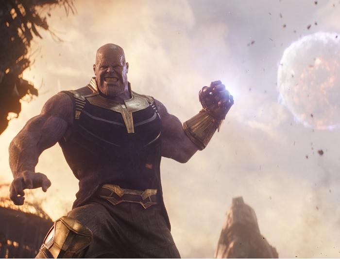 Avengers: Infinity War (Vingadores: Guerra Infinita) - 2018