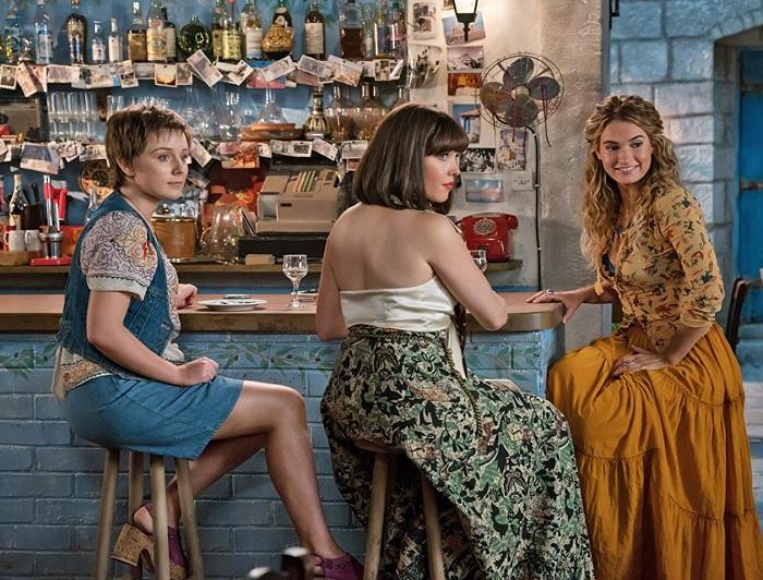 Mamma Mia! Here We Go Again (Mamma Mia! Lá Vamos Nós de Novo) - 2018