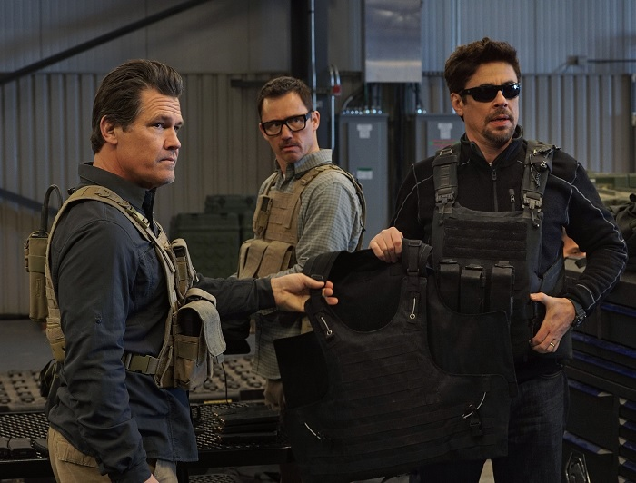 Sicario: Day of the Soldado (Sicário: Dia do Soldado)- 2018