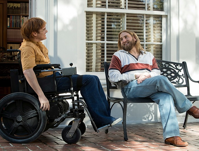 Don't Worry, He Won't Get Far on Foot - 2018