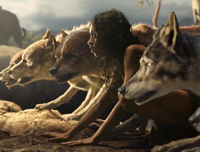 Mowgli (Mogli: Entre Dois Mundos) - 2018