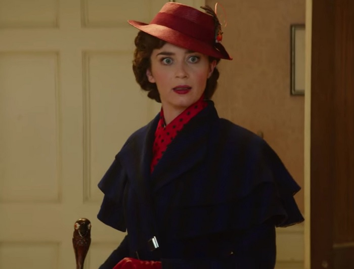 Mary Poppins Returns (O Retorno de Mary Poppins) - 2018