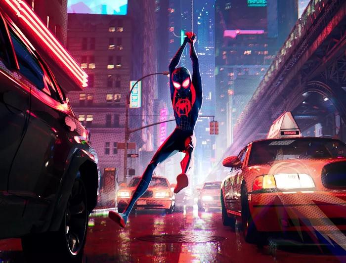 Spider-Man: Into the Spider-Verse (Homem-Aranha: No Aranhaverso) - 2018