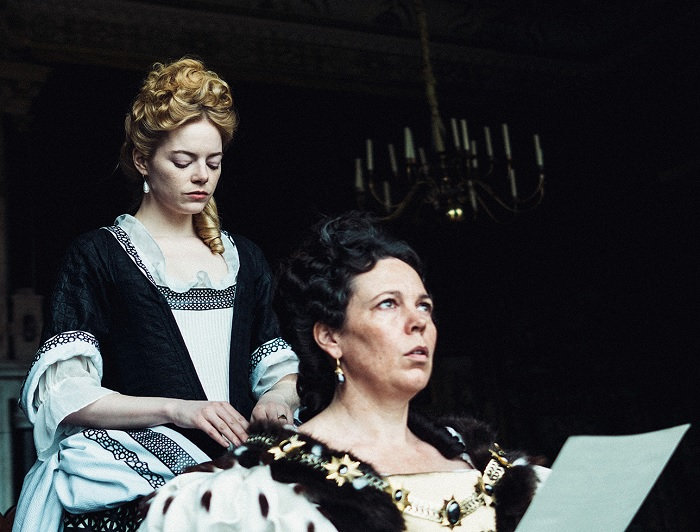The Favourite (A Favorita) - 2018