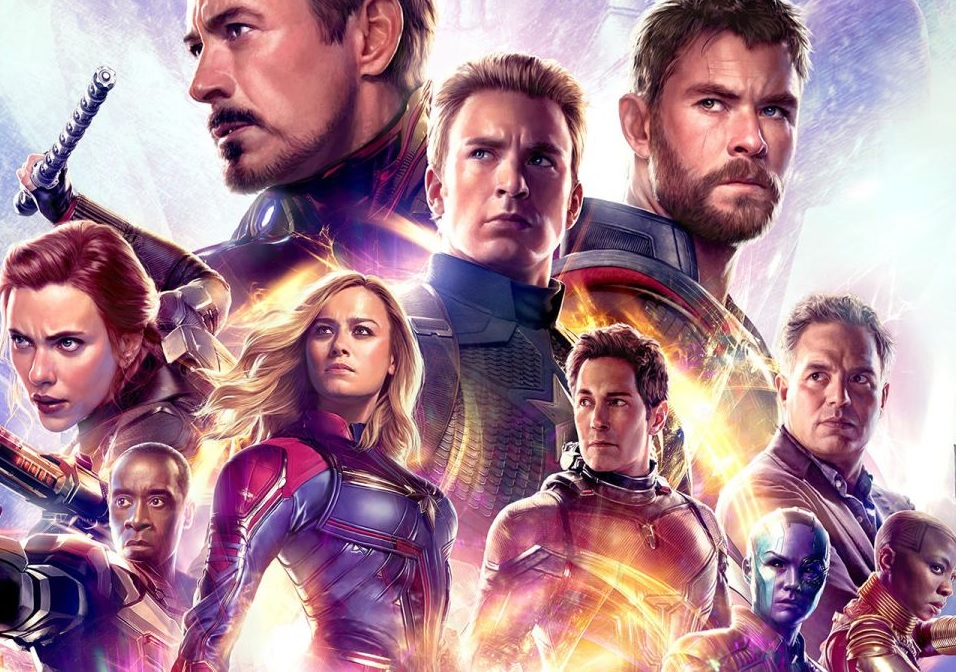 Avengers: Endgame (Vingadores: Ultimato) - 2019