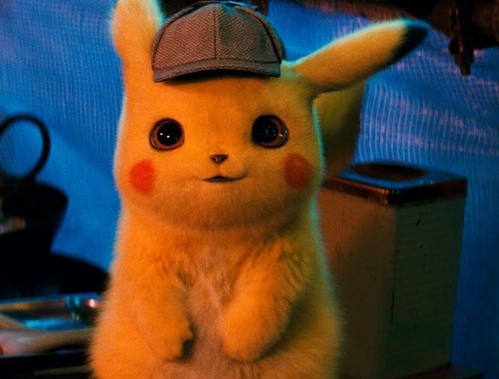 Pokémon: Detetive Pikachu - 2019 (vídeo)