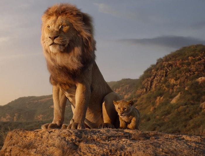 The Lion King (O Rei Leão) - 2019