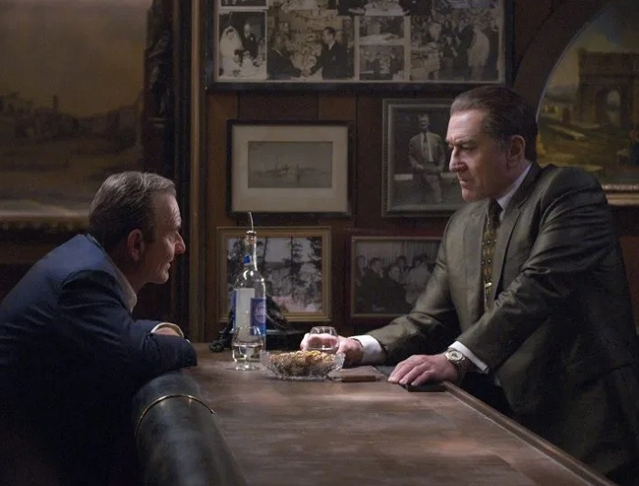 The Irishman (O Irlandês) - 2019