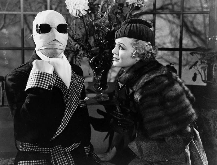 The Invisible Man (O Homem Invisível) - 1933