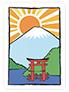 sushi thai logo