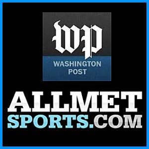 The Washington Post and AllMetSports.com