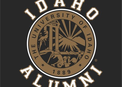 University of Idaho Alumni 1889 | Screen Printing