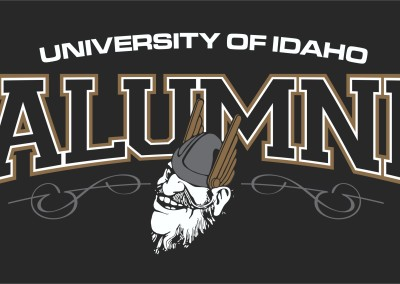 University of Idaho Alumni | Screen Printing