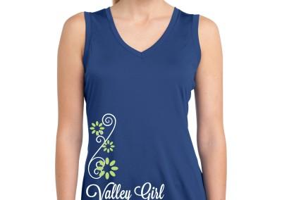 Valley Girl Triathlon 2014 | Screen Printing