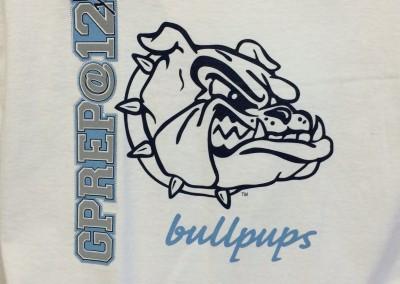 Gonzaga Prep Bullpups 125 years | Screen Printing