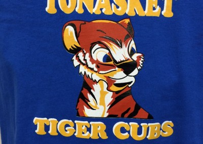 Tonasket Tiger Cubs | Screen Printing