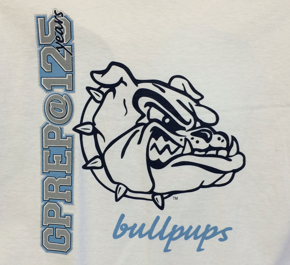 Screen Printing | G-PREP Bullpups T-Shirts