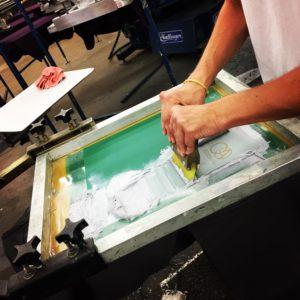GabeScreenPrinting   History of Screen Printing