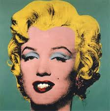 MarilynMonroeScreenPrint   History of Screen Printing