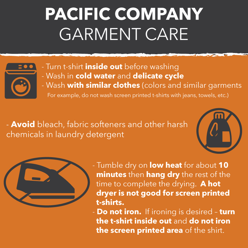 Garment Care | Lifespan of your Gear