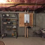 basement heating system