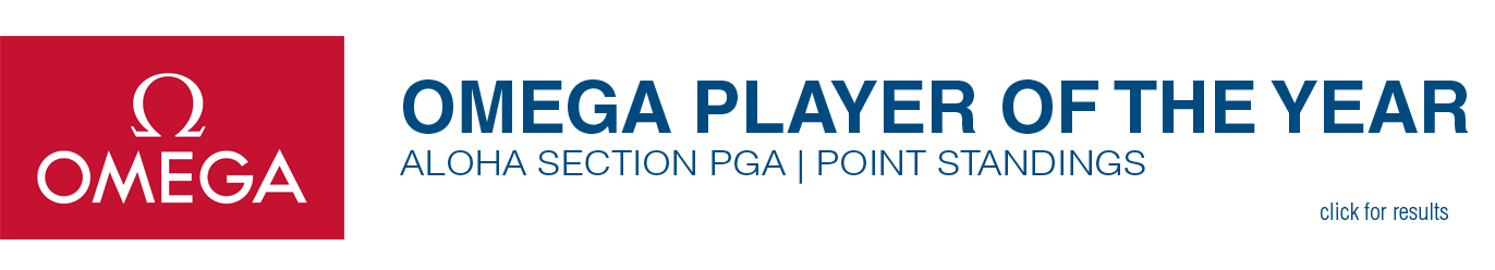 Player of the Year Logo Omega