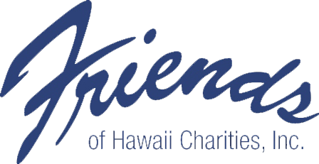 Friends of Hawaii Charities FOHC Logo