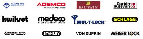 Locksmith Chicago brands