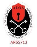 Registered Associated Locksmiths of America Security Professionals Association Inc.