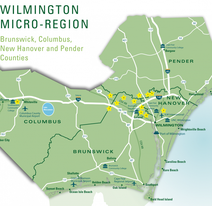 Wilmington Micro-Region