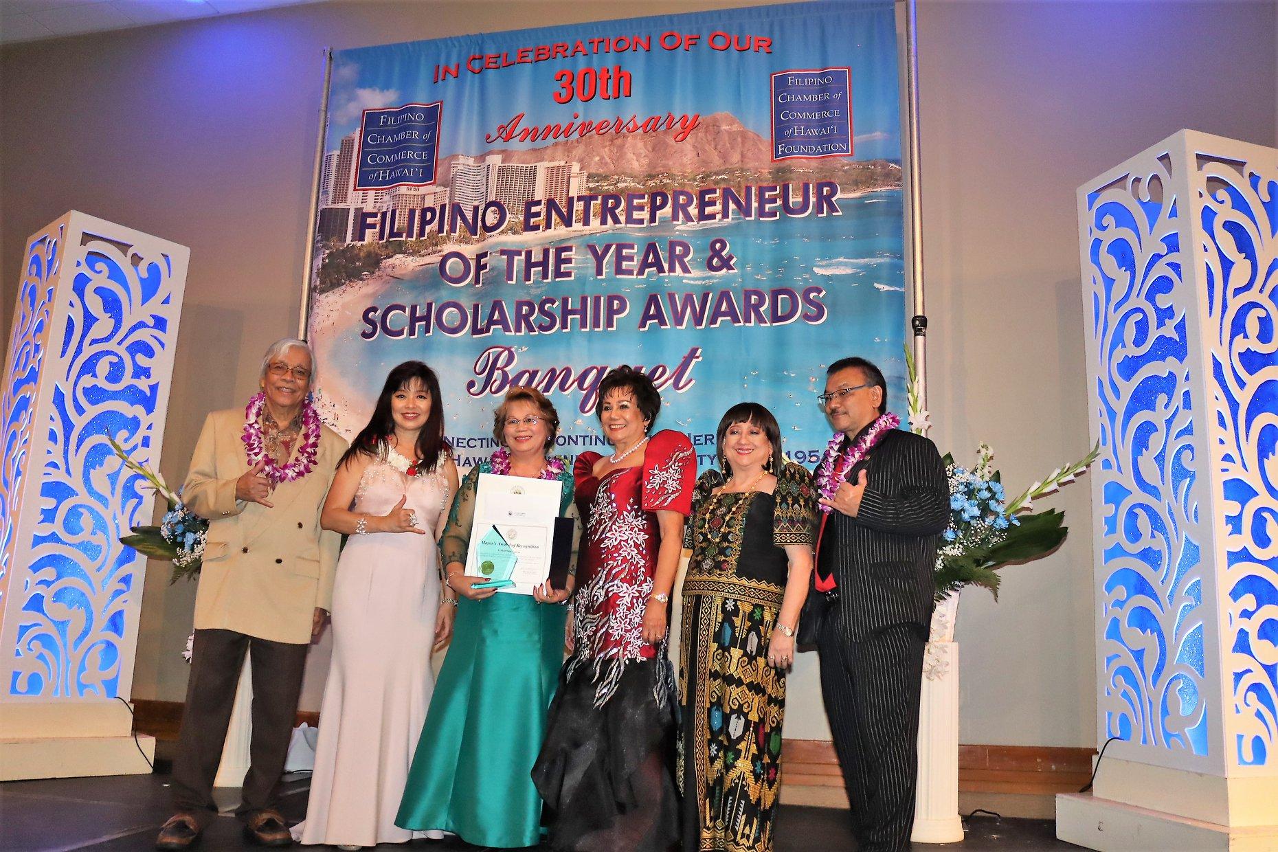 Filipino Entrepreneur of the Year