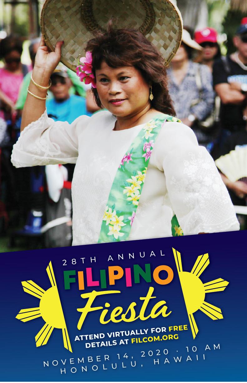 Filipino Fiesta 2020 Flyer