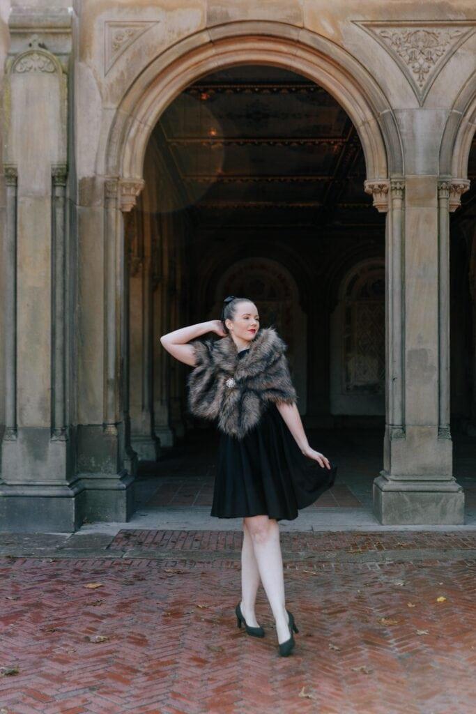 50's Glam Inspired Ensemble | Thoroughly Modern Princess