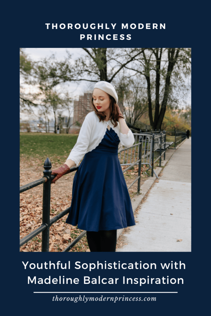 Youthful Sophistication with Madeline Balcar Inspiration