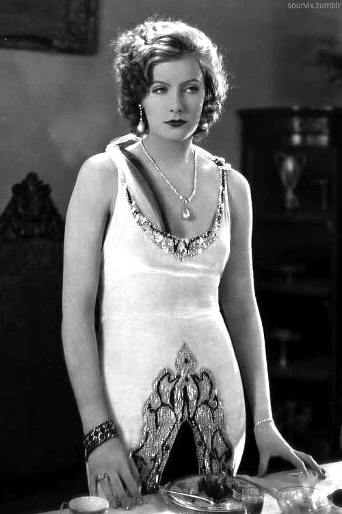 Greta Garbo Love by Frank Grimes 1927