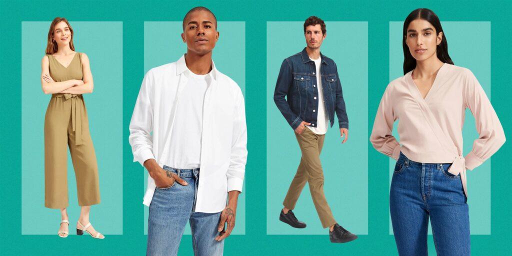 Everlane modern style clothing