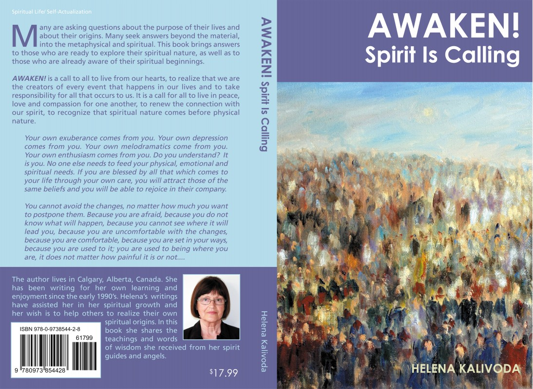 Awaken! Spirit is Calling by Helena Kalivoda