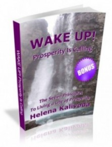 Wake Up! Prosperity is Calling