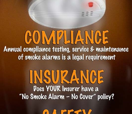 Compliance, Insurance & Safety – 3 Big Reasons for Smoke Alarm Compliance
