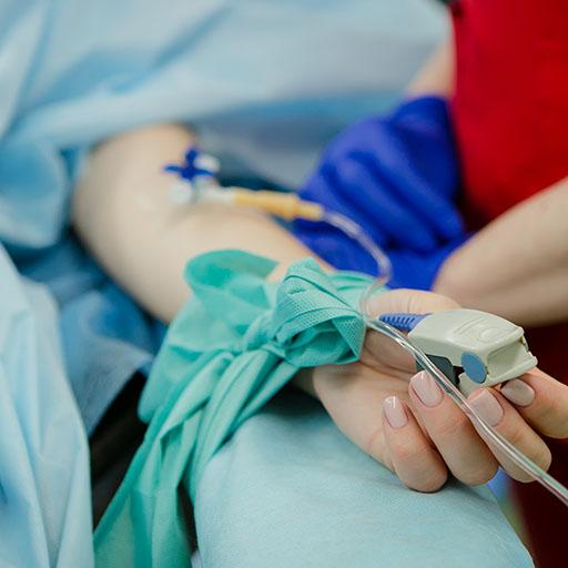 hospital healing audios