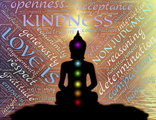 kindness a positive force