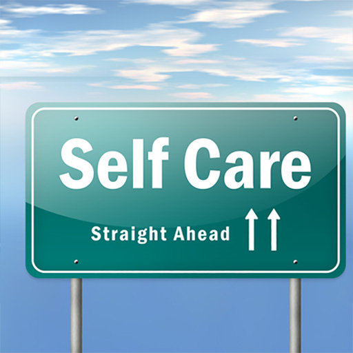 Self Care sign