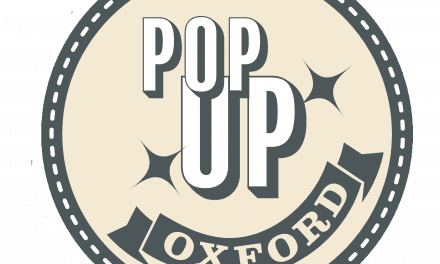 Pop Up Oxford will be one of the highlights of the year